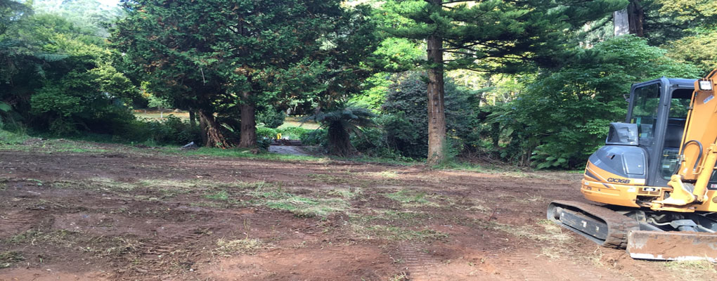 All Earthworks Services in The Basin & Surrounds